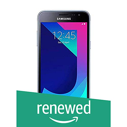 Renewed  Samsung Galaxy J3 Pro  Black