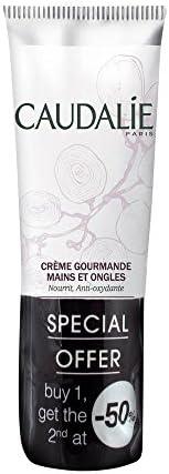 Caudalie Hand and Nail Cream 75ml 2.5oz Pack of 2