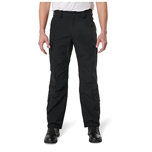 5.11 Tactical Men's Stryke EMS Pants, Poly-Cotton Blend, Ripstop with Teflon Finish, Style 74482