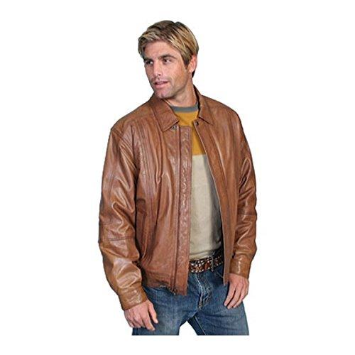 [スカーリー] メンズ ジャケット&ブルゾン Premium Lambskin Jacket 978 [並行輸入品] B07DJ1DJLG XXXXX-Large