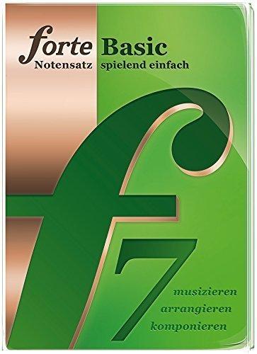 Forte 7 Basic: Notensatz spielend einfach