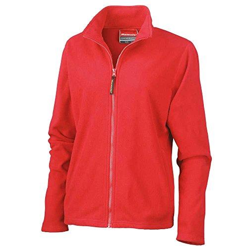 La Horizon Red Cardinal Result Microfleece Jackets Femme Jacket dIBwqzC