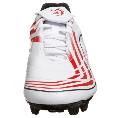 Tacchetta Adidas Uomo F10-9 Trx Ferma Terra Bianca / Rossa / Nera