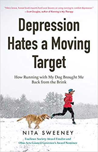 The Depression Hates a Moving Target by Nita Sweeney travel product recommended by Nita Sweeney on Pretty Progressive.