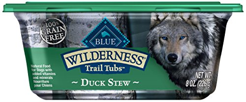 Blue Buffalo Wilderness Trail Tubs High Protein...