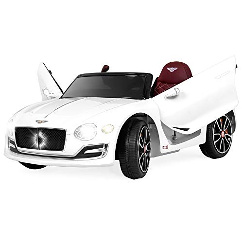 Best Choice Products 12V Kids Licensed Bentley EXP 12 Ride