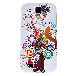 Nsaneoo - Flower Vine Soft Case for Samsung Galaxy I9500