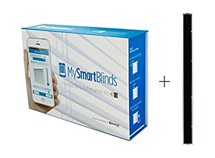 Mysmartblinds Automation Kit Bundle Solar Panel 2 Items