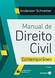 Manual de Direito Civil contemporâneo - 2ª edição de 2019