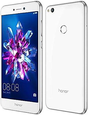 Honor 8 Lite Dual Sim - 16GB, 3GB RAM, 4G LTE, White (1020