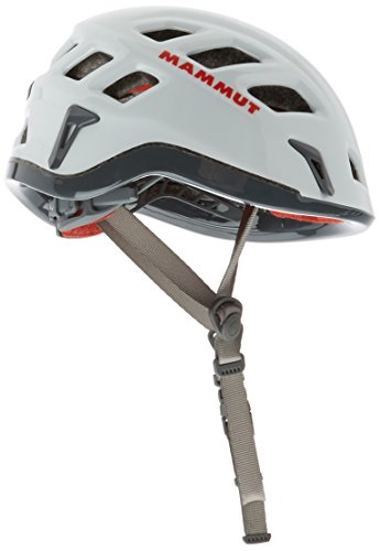 Mammut Helm Rock Rider, White-Smoke, 56-61cm, 2220-00130-0256-4