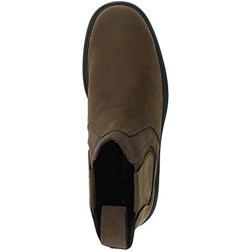 Roamer - Botines chelsea hombre marrón - Rust Brown