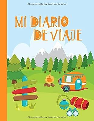 Mi Diario de Viaje: Libro de Registro de Viajes Guiado ...