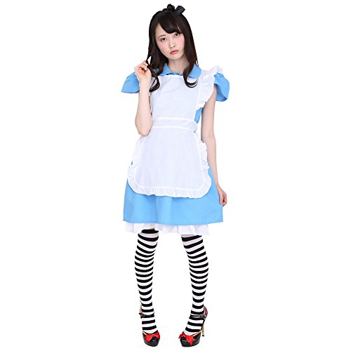 Charming Alice Adult Costume (Patymo Charming Alice (Halloween Costume) -- XS/S Size)
