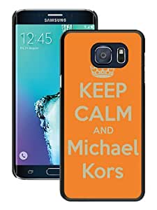 Popular M-ichael K-ors Samsung Galaxy Note 5 Edge Case ,Beautiful And Durable Designed Fashion Style 48 Black Phone Case For Samsung Note 5 Edge Cover Case High Quality Designed Phone Case