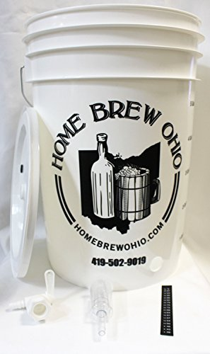 Home Brew Ohio Plastic Fermentation Kit