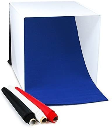 AGG347 LimoStudio Photo Light Tent kit with 20 inches Box 12 inches Box