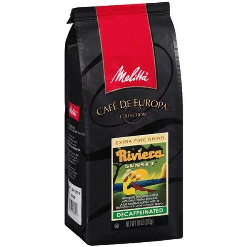 melitta-cafe-de-europa-gourmet-coffee-riviera-sunset-decaffeinated-ground-medium-roast-10-ounce-pack