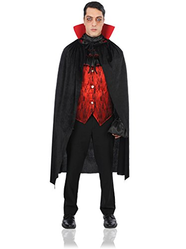 Halloween Fall Spooky Creepy Haunted House Kids Teen Toddlers Vampire Cape Costume