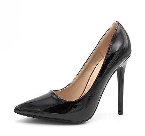 Fashion Shoes, Damen Pumps Schwarz