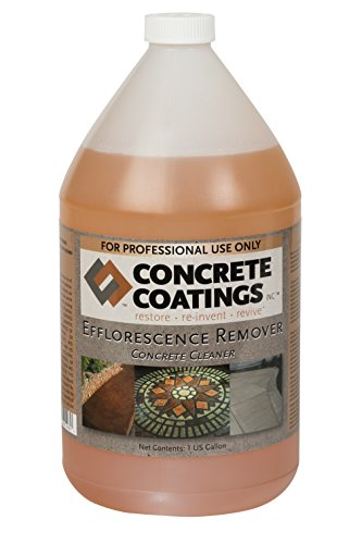 (Concrete Efflorescence and Antique Release Remover)
