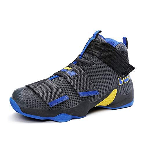 Toe Wedge Peep Jayden - KCatsy Men's Fashion New Outdoor Trekking Casual Sports Basketball Shoes Grey