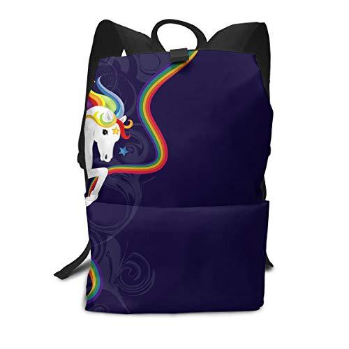 Rainbow Brite and Starlite Memories Outdoor Leisure Sports School Travel Backpack Casual Daypack for - Rainbow Brite Backpack