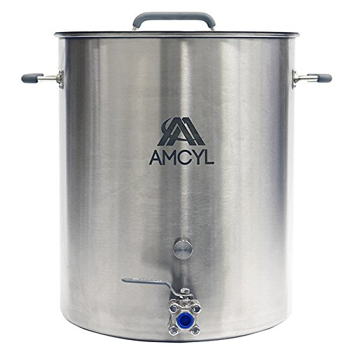 20 gallon boil kettle - 1