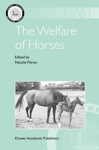 The Welfare of Horses (Animal Welfare) by N Waran