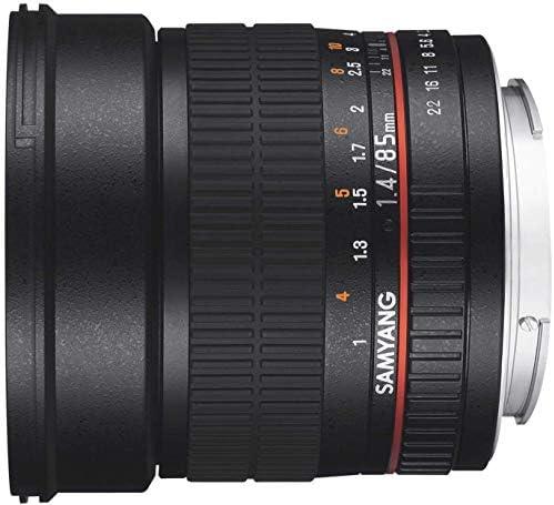 Samyang Mf 85mm F1 4 As If Umc Für Fuji X Vollformat Kamera