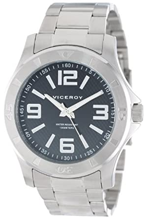 Viceroy Mens 432203-55 Sport Stainless Steel Bracelet Watch by Viceroy