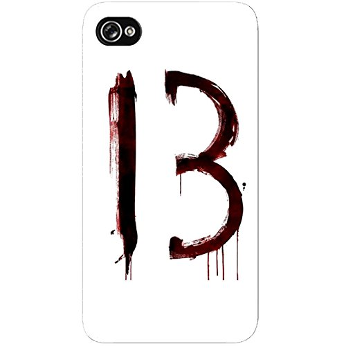 Coque Apple Iphone 4-4s - Chiffre 13