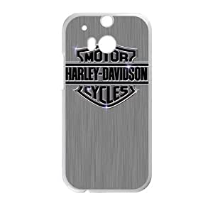 Hope-Store Harley Davidson Cell Phone Case for HTC One M8
