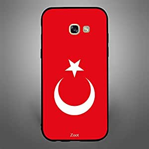 Samsung Galaxy A5 2017 Turkey Flag