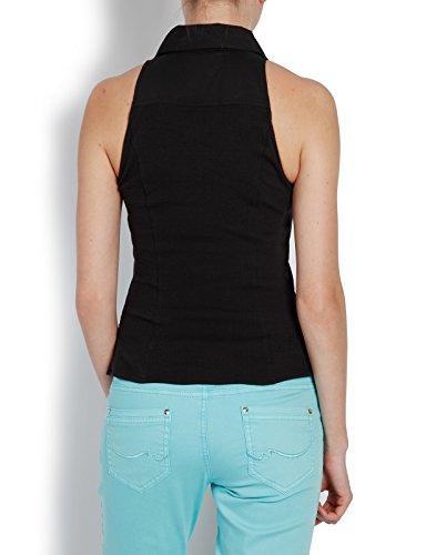 Morgan Ocaro - Camiseta para mujer Negro