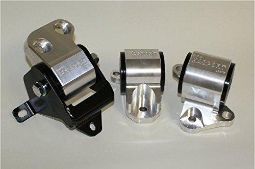 Hasport Motor Mounts EKSTK-62A: 1996-2000 Civic EK Mount Kit for B or D Series Engines - Mount B Series Kit