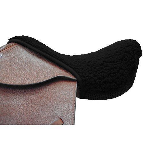 Intrepid International Non Slip Fleece Seat Saver, Black (Intrepid International Fleece)