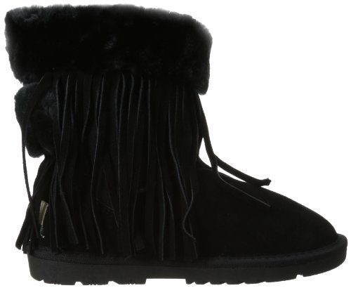 Wrap Black Lamo Women's Boot Fringe wgXg4Cq