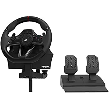 HORI Racing Wheel Apex for PlayStation 4/3, and PC