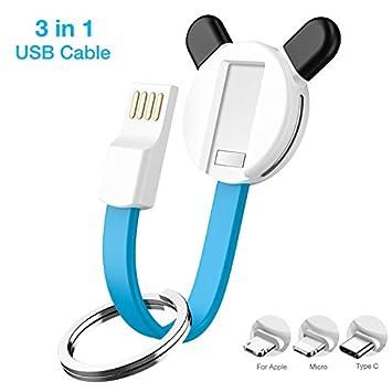 Cable Micro USB Cable de Carga del Cargador USB 2A Cable de ...