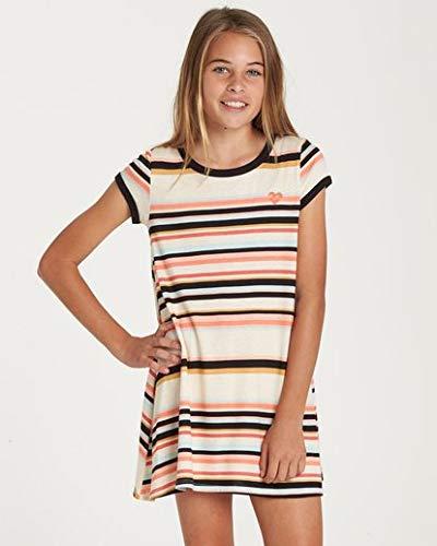 Billabong Girls' Big Play Parade Dress, Multi, M ()