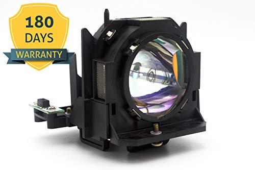 (ET-LAD60 Premium Compatible Replacement Projector Lamp with Housing for Panasonic PT-D6000ELS PT-D6000ES PT-D6000LS PT-D6000S PT-D6000ULS PT-D6000US PT-DW6300ELS Projectors by Watoman)