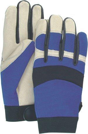 M Bald Eagle Mechanics Gloves (12/Pack) - R3-2152/9