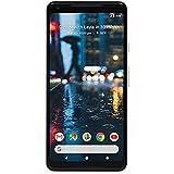 谷歌 Pixel 2 XL 128GB 智能手机 - Verizon - 纯黑色(玫瑰红)