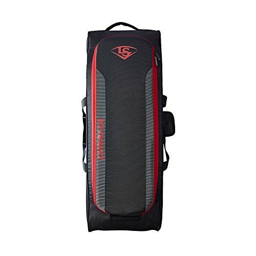 Louisville Slugger Omaha Rig Wheeled Bag - ()