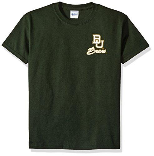 NCAA Baylor Bears Cheer Loud Youth Short Sleeve Cotton T-Shirt, ()