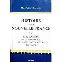 SEIGNEURIE DE LA COMPAGNIE DES INDES OCCIDENTALES (LA) HNF04
