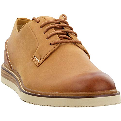 Sperry Top-Sider Gold Cup Cheshire Oxford Men 8.5 Tan