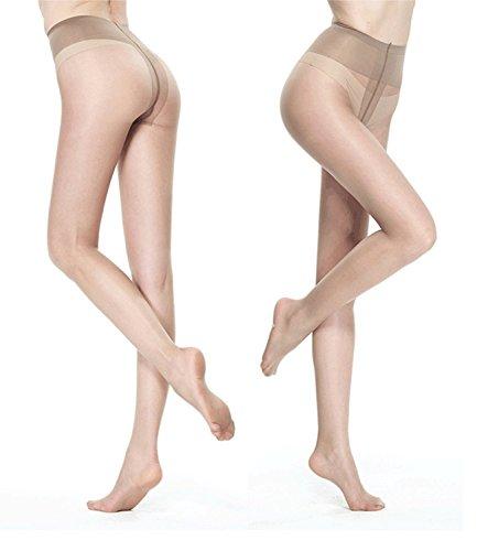 Sheer Silk Panties - 3