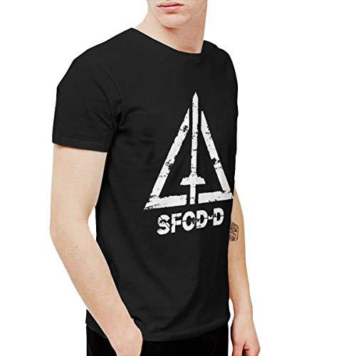 Mekoe Mens Cool Sfod Delta Force Tshirts Washed Denim Hat Casquette Black,Black,Medium